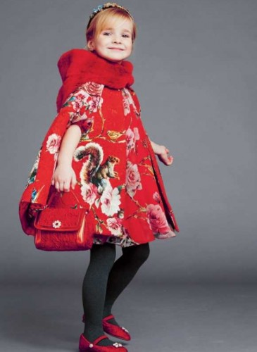 Dolce-Gabbana-Autumn-Winter-2015-Kids-Wears-Collection-4