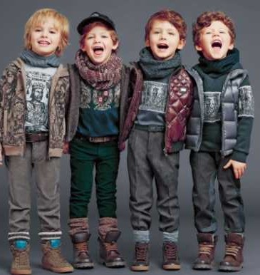 Dolce-Gabbana-Autumn-Winter-2015-Kids-Wears-Collection-8