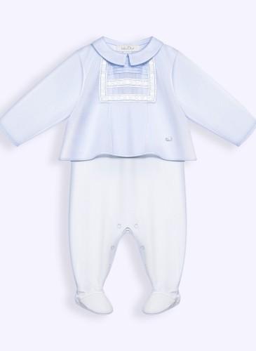 cotton voile smock pyjamas