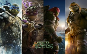 Teenage Mutant Ninja Turtles3