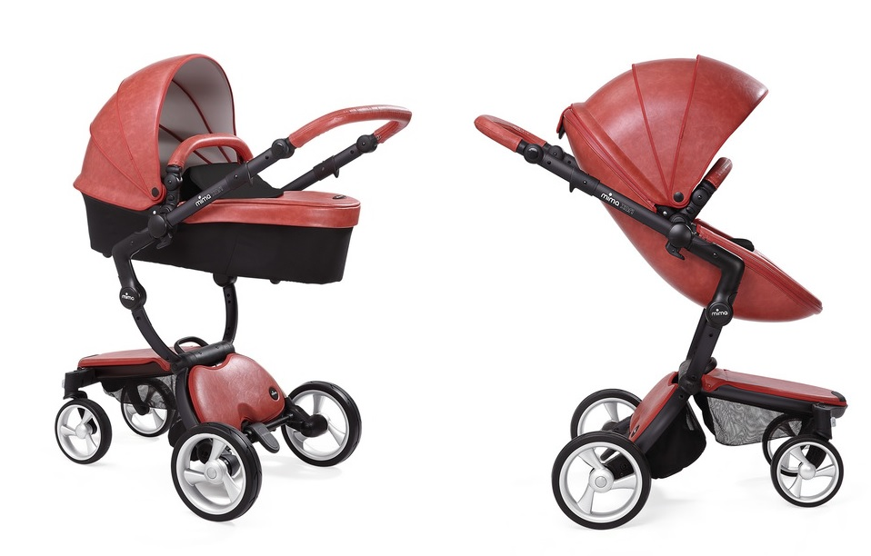 Mima Strollers in New Colors