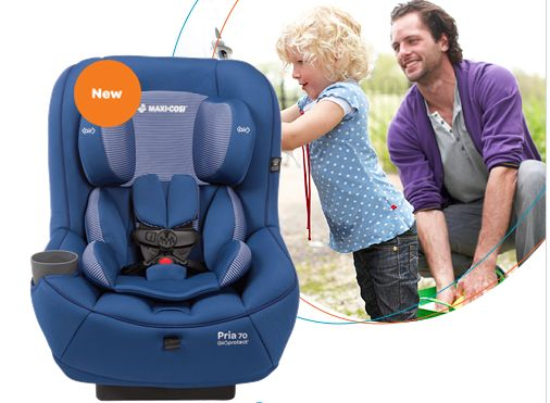 New Maxi-Cosi Pria™ 70 is Here (With an Exclusive HappyMothers Deal)!