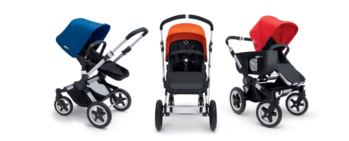 BUGABOO: WE LOVE TO MAKE OUR STROLLERS EVEN BETTER