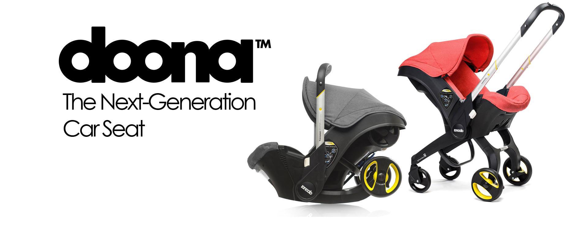 Doona – Next Generation Infant Car Seat from Happy Kidz