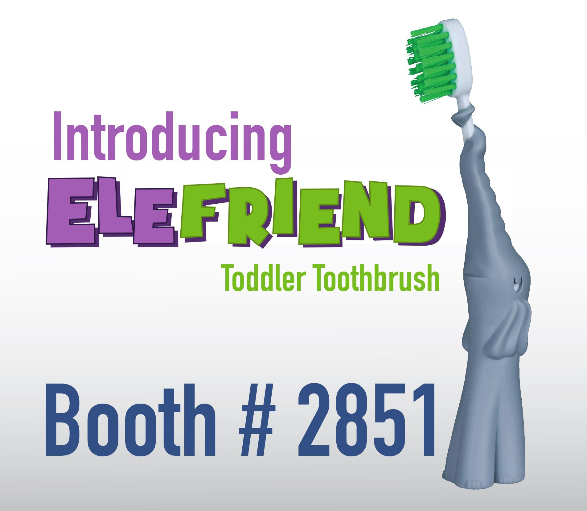 Brand new safe & fun toothbrush from Baby Banana Brush (ABC Las Vegas)