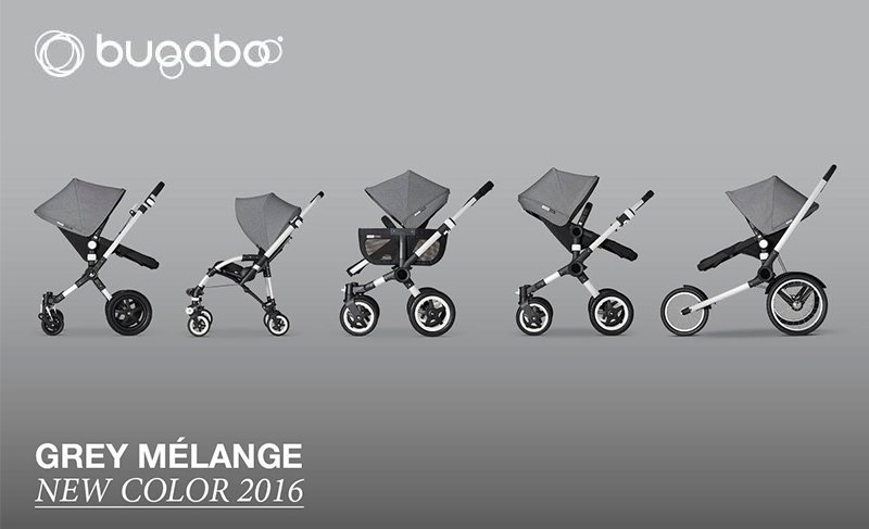Bugaboo Launches a New Color