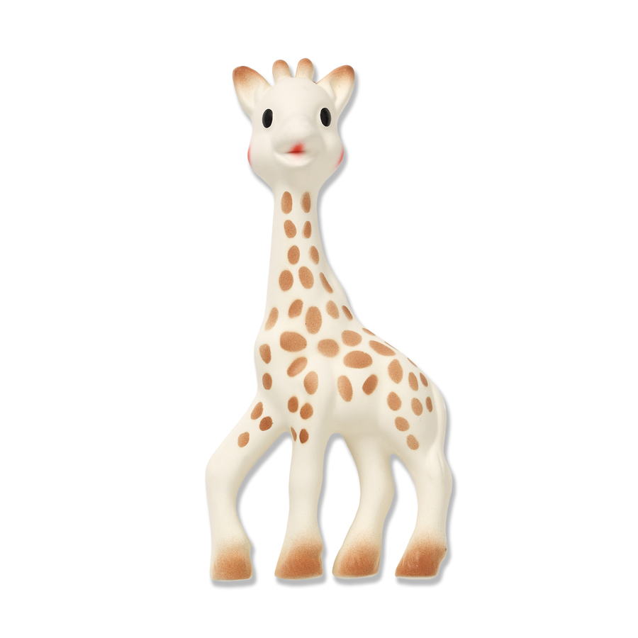 Sophie the Celebrity Girafe