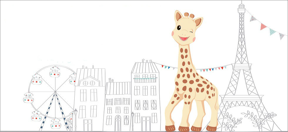 Sophie la Girafe Now Available from Happy Mothers