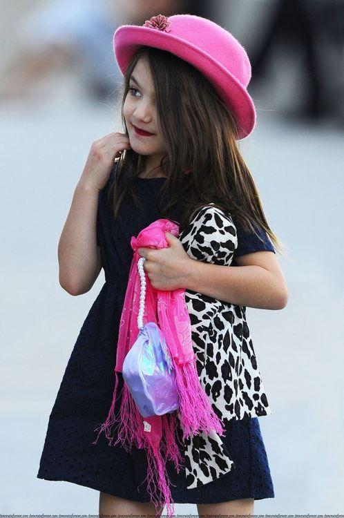 Mini Fashionista of the Day