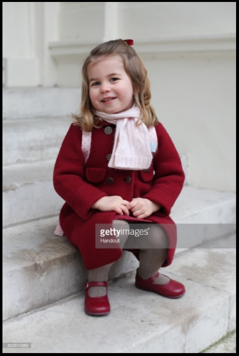 Princess Charlotte and Prince George's stylish and very classy