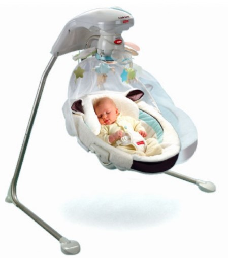 Fisher Price My Little Lamb™ Cradle 'n Swing