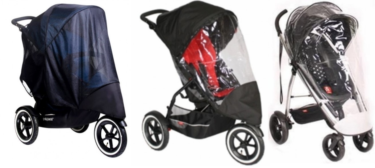Phil & Teds Stroller Covers