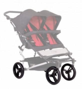 Mountain Buggy 10″ Aerotech Wheel Set for Duet