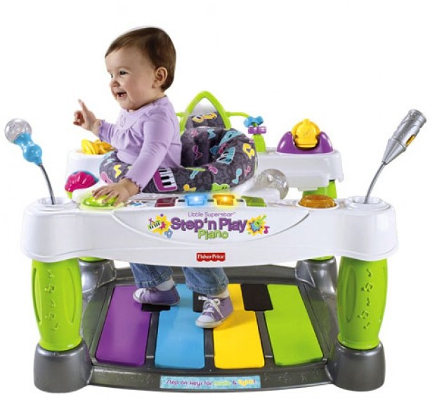 Fisher Price Little Superstar™ Step 'n Play Piano