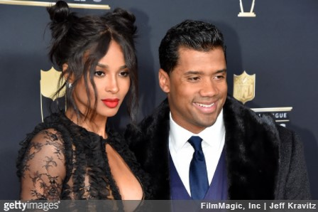 Ciara & Russell Wilson: 1st Photos Of Adorable Daughter