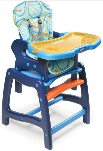 BADGER BASKET Envee Baby High Chair