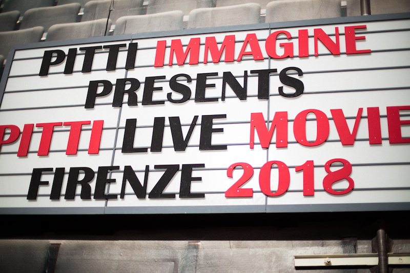 PITTI LIVE MOVIE
