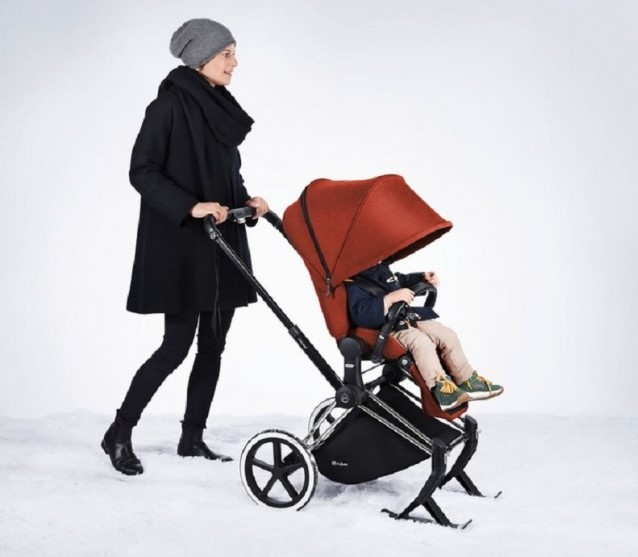 Cybex Priam Skies in Black
