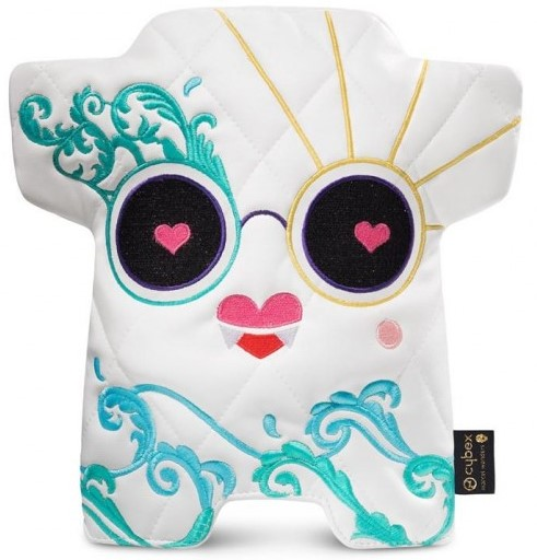 2017 Wanders Monster Toy Love Guru – White