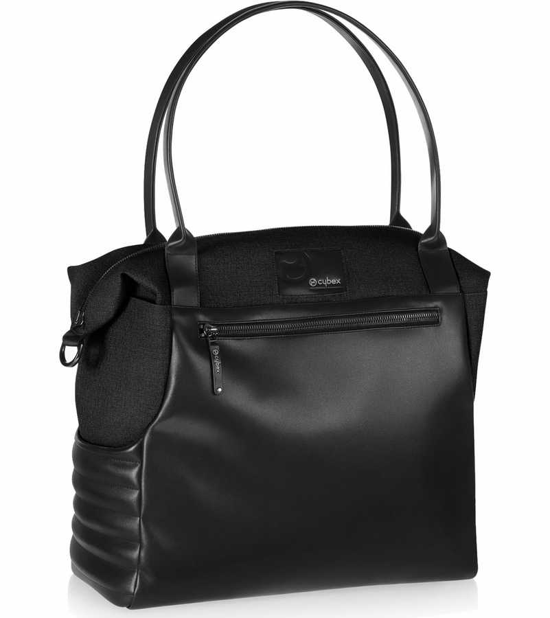 Cybex Priam Changing Bag in Black Beauty
