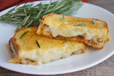 Grilled Cheese Squares