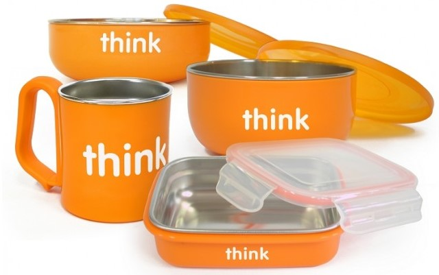Thinkbaby The Complete BPA Free Feeding Set