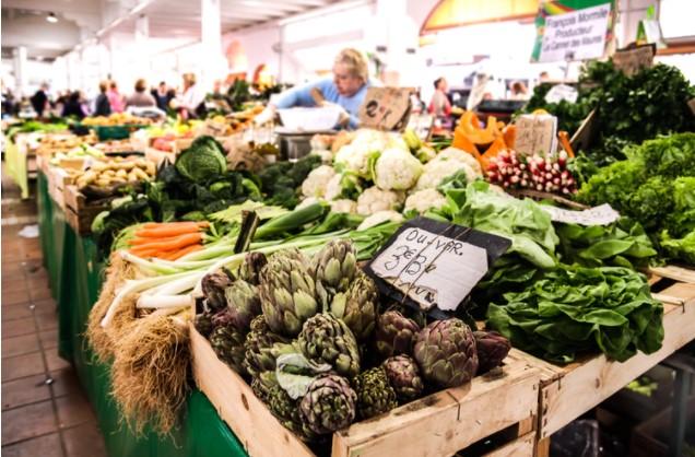 Organic Vs. Non-organic Fruits and Vegetables