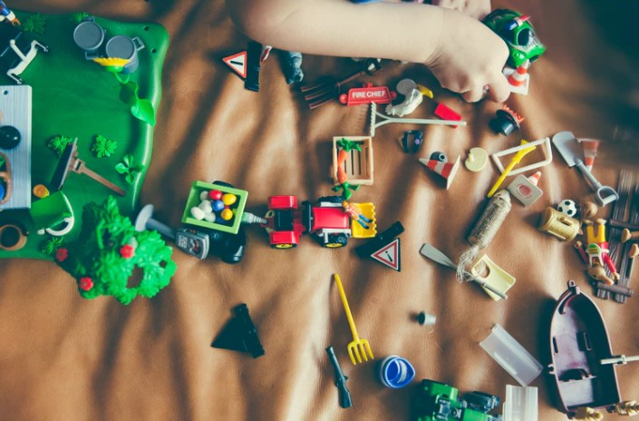 Choosing Baby Toys