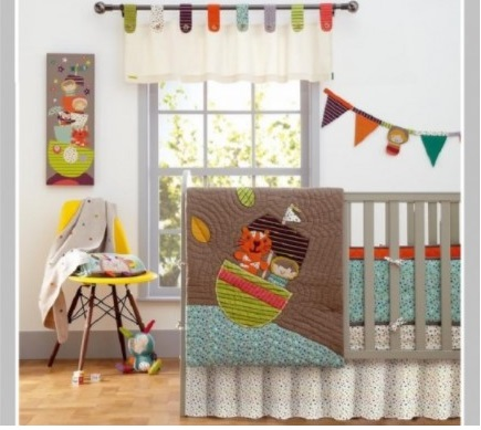 Mamas & Papas 4 Piece Baby Bedding Set Timbuktales