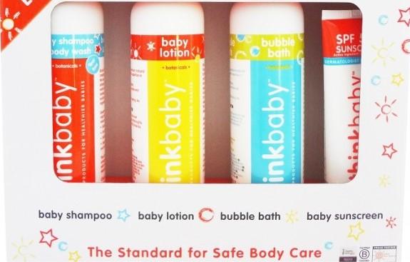 Thinkbaby Baby Care Set 8
