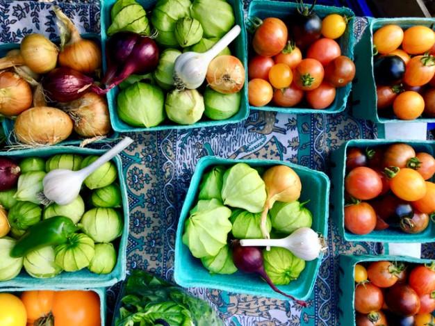 Vegetables benefits