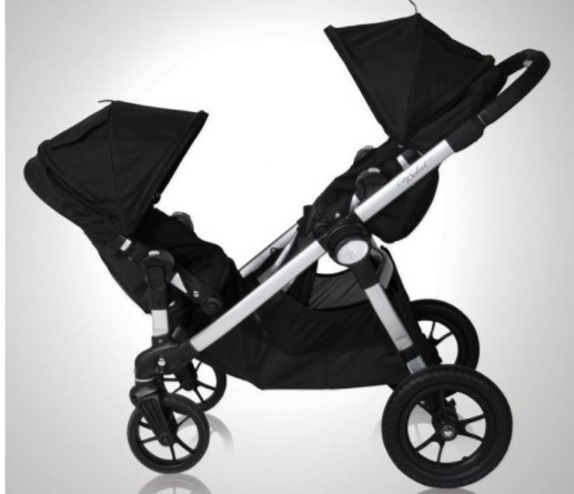 Baby Jogger 2014 City Select Double Stroller