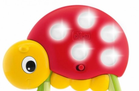 Chicco Polka Dot Ladybug Rattle