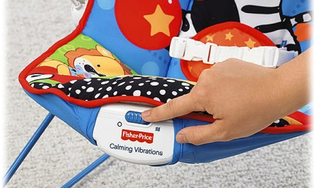 Fisher Price Adorable Animals Bouncer