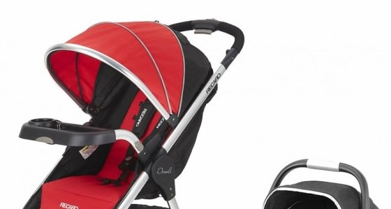Recaro Denali & Coupe Travel System