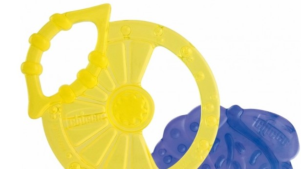 Chicco Soft Silicone Fruit Teethers