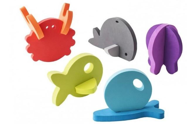 Boon Links Foam Bath Toys