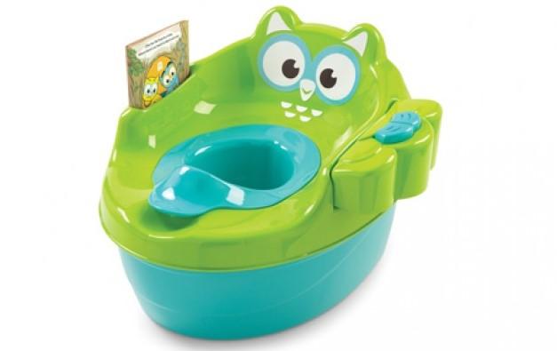 Summer Infant 3-In-1 Owl Potty