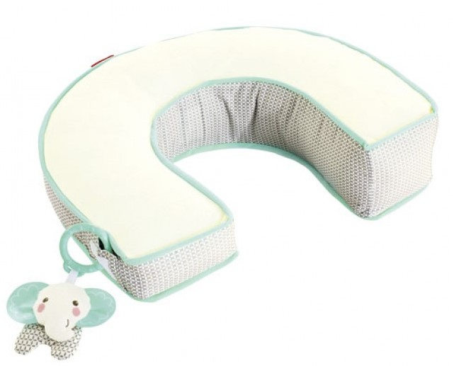 Fisher Price Perfect Position Nursing Pillow Cover