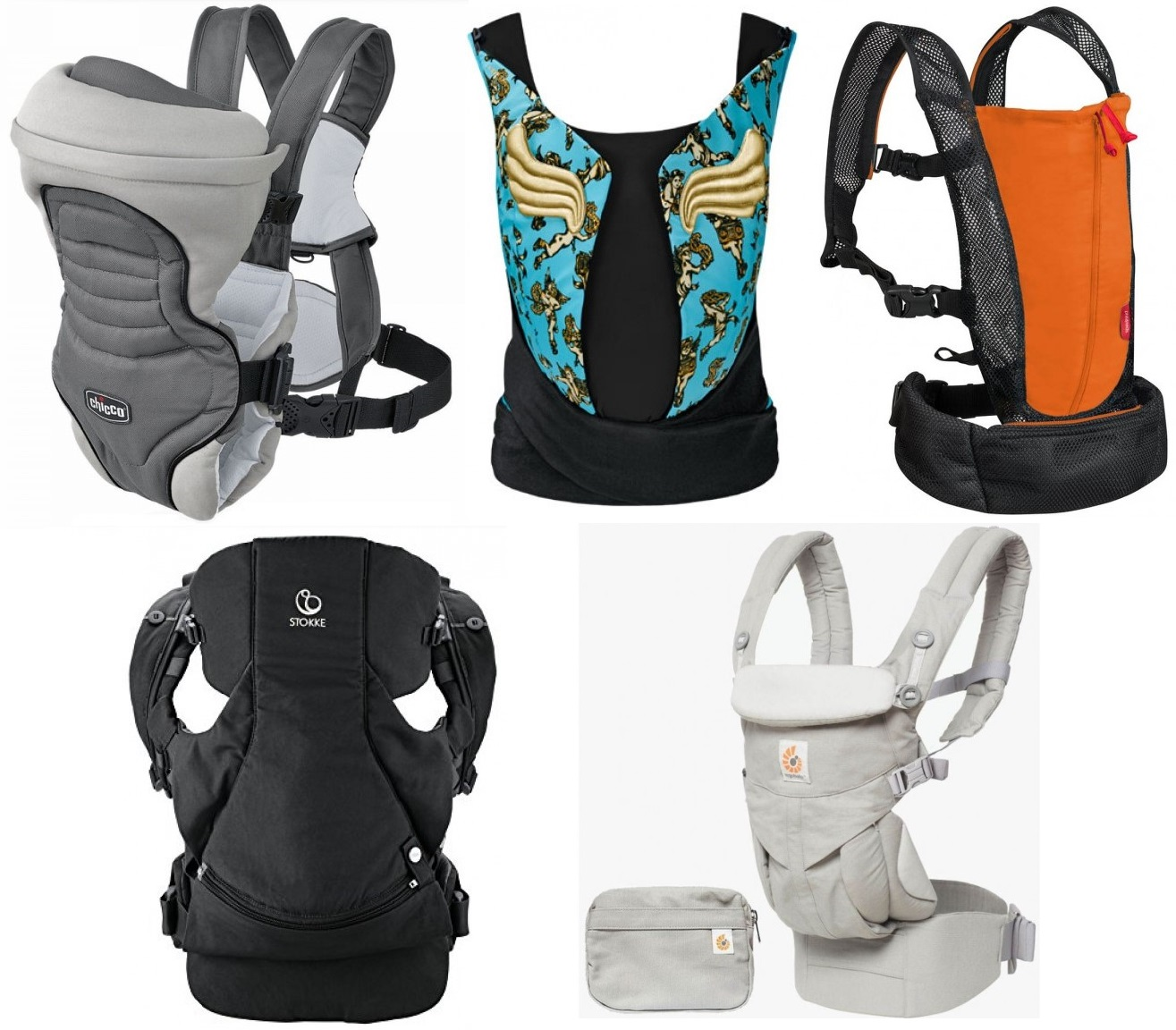 Best Baby Carriers, From Wraps to Slings & Beyond