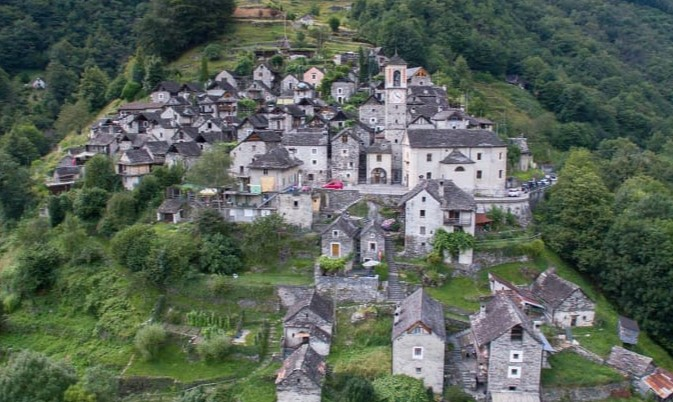 Swiss village that wants to become a hotel