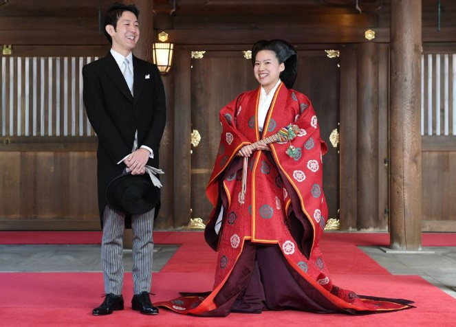 Japan's Princess Ayako Ditched Her Royal Title For Love