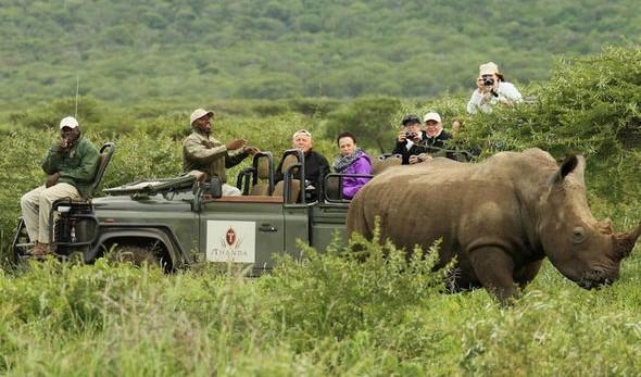 A wildlife heaven in KwaZulu-Natal