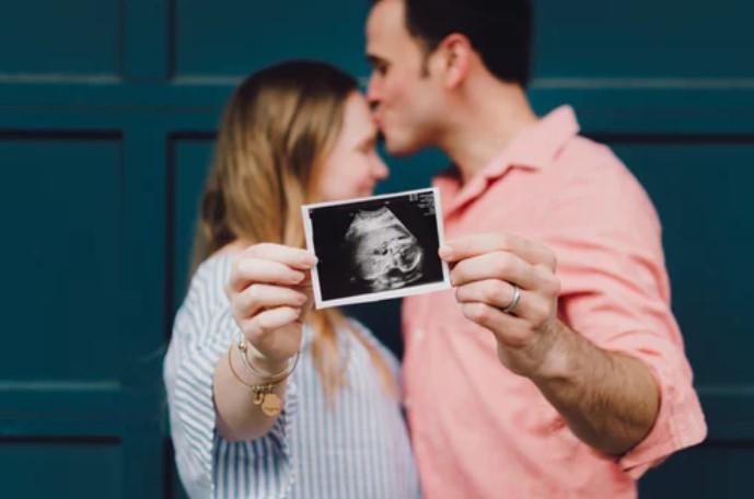 First Pregnancy Scan