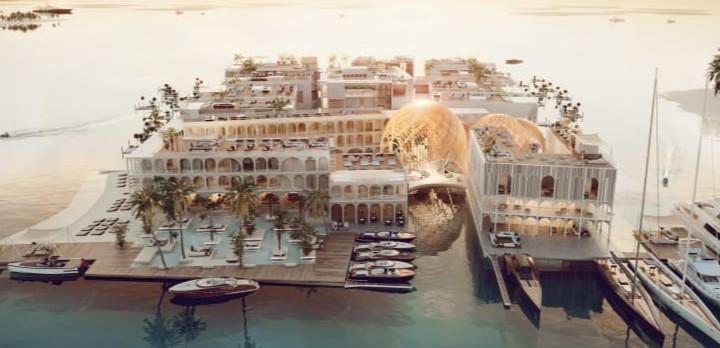 Dubai plans floating replica of Venice