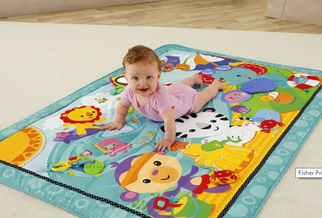 Fisher Price Jumbo Playmat