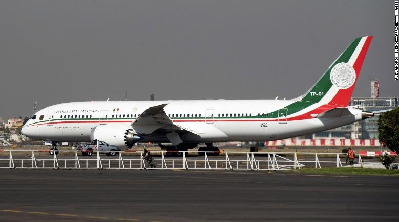 Mexico's new president is selling his version of Air Force One and flying commercial instead