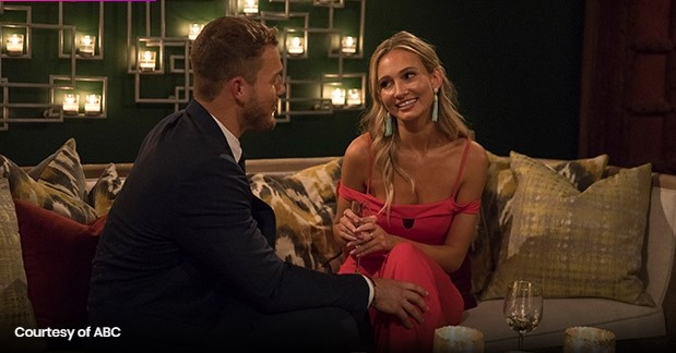 'Bachelor' Contestant Fakes Australian Accent