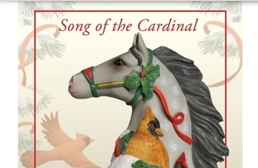 Trail of painted ponies Song of the Cardinal