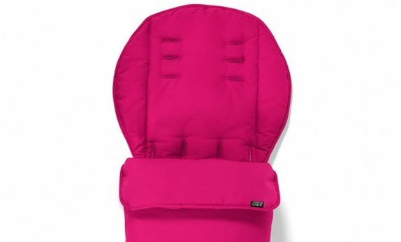 Mamas & Papas Essentials Footmuff in Pink